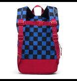 Herschel Heritage Kids Blue/Red/Black Check Amparo