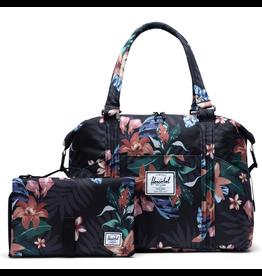 Herschel Strand Sprout Diaper Bag Summer Floral