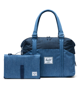 Herschel Strand Sprout Diaper Bag Denim