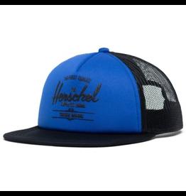 Herschel Youth Whaler Cap Amparo Blue/Black