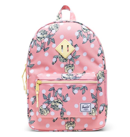 Herschel Heritage Youth Polka Floral Peony