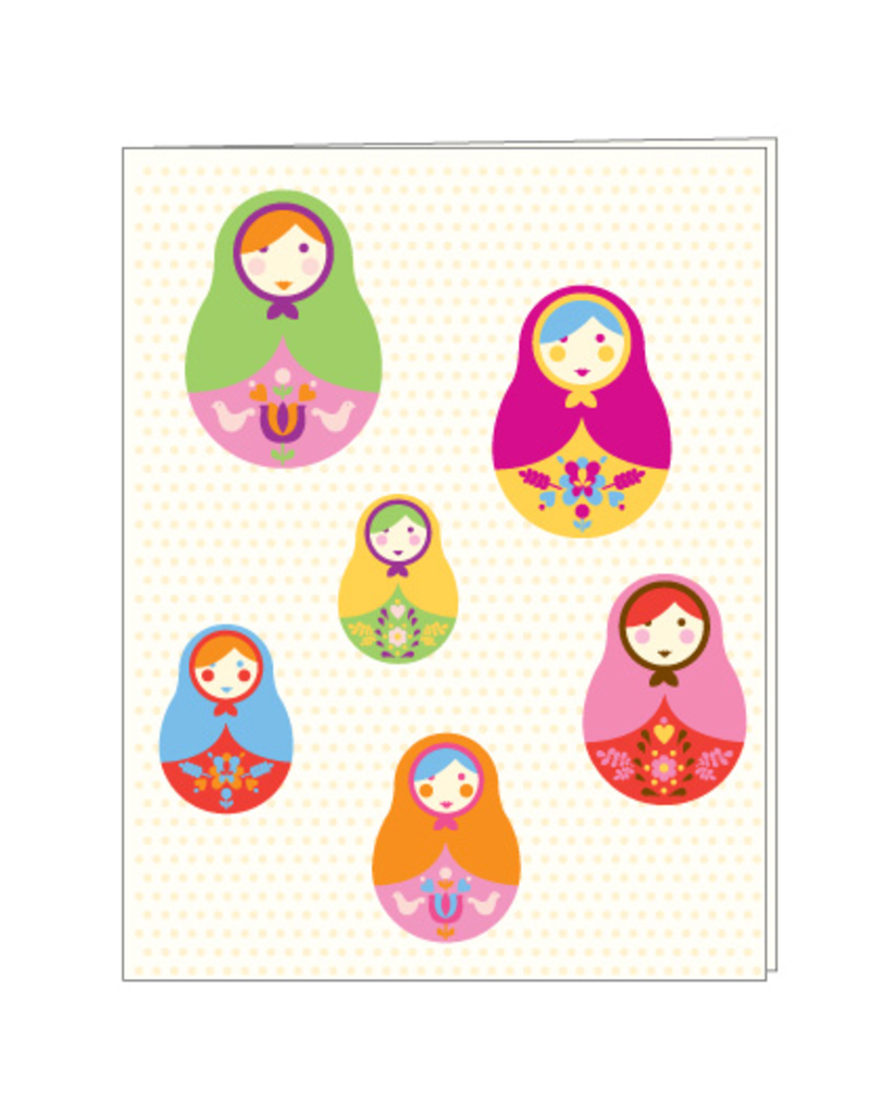 Hip Baby Cards - Blank