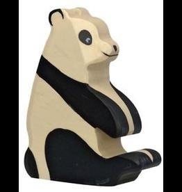 Holztiger Holztiger Panda Bear, sitting