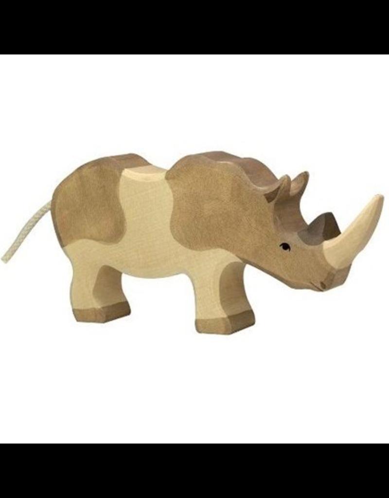 Holztiger Holztiger Rhinoceros
