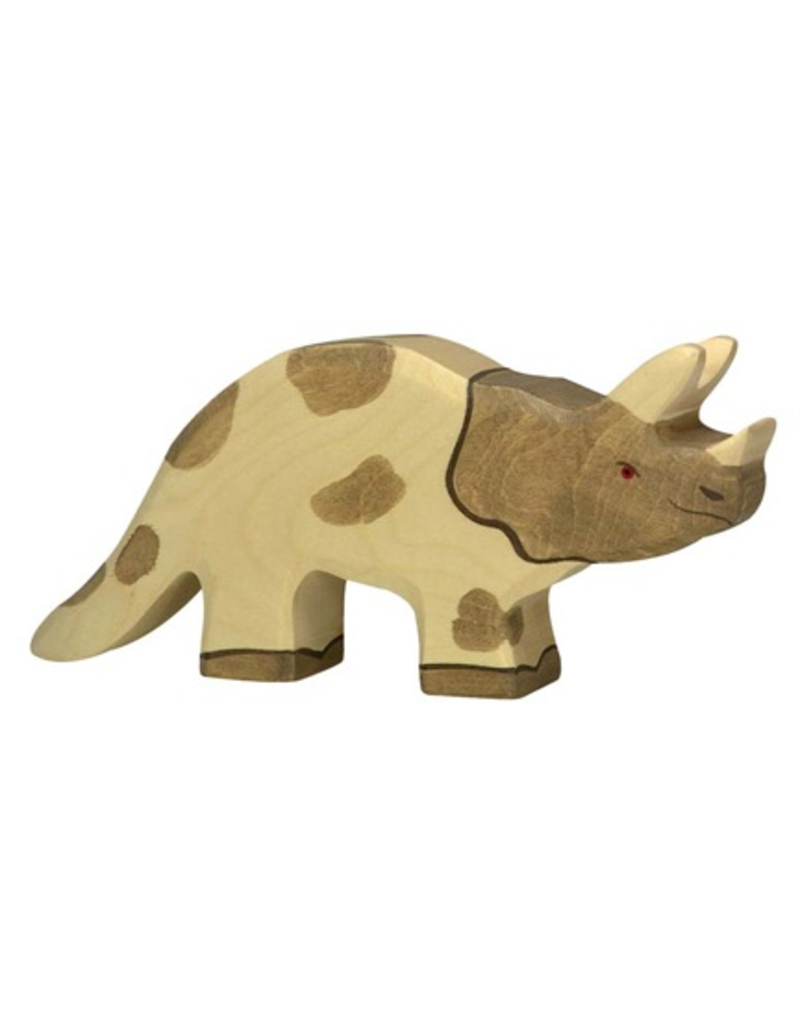 Holztiger Holztiger Triceratops