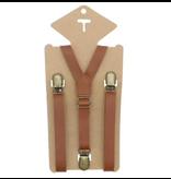 Leather (PU) Suspenders
