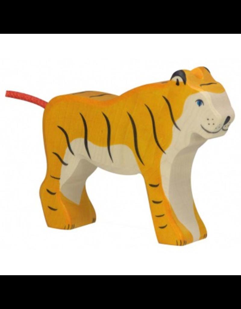 Holztiger Holztiger Tiger, standing