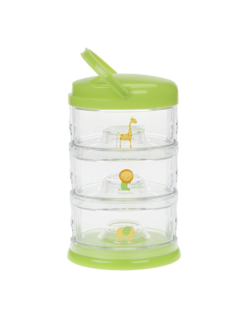 Innobaby Packin' Smart 3-Tier Zoo Animals