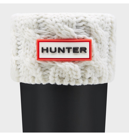 Hunter Boots Kid's Hunter 6 Stitch Cable Boot Sock