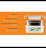 Innobaby Stainless Bento - Fish