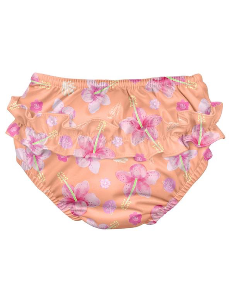 iPlay Hibiscus Swim Diaper