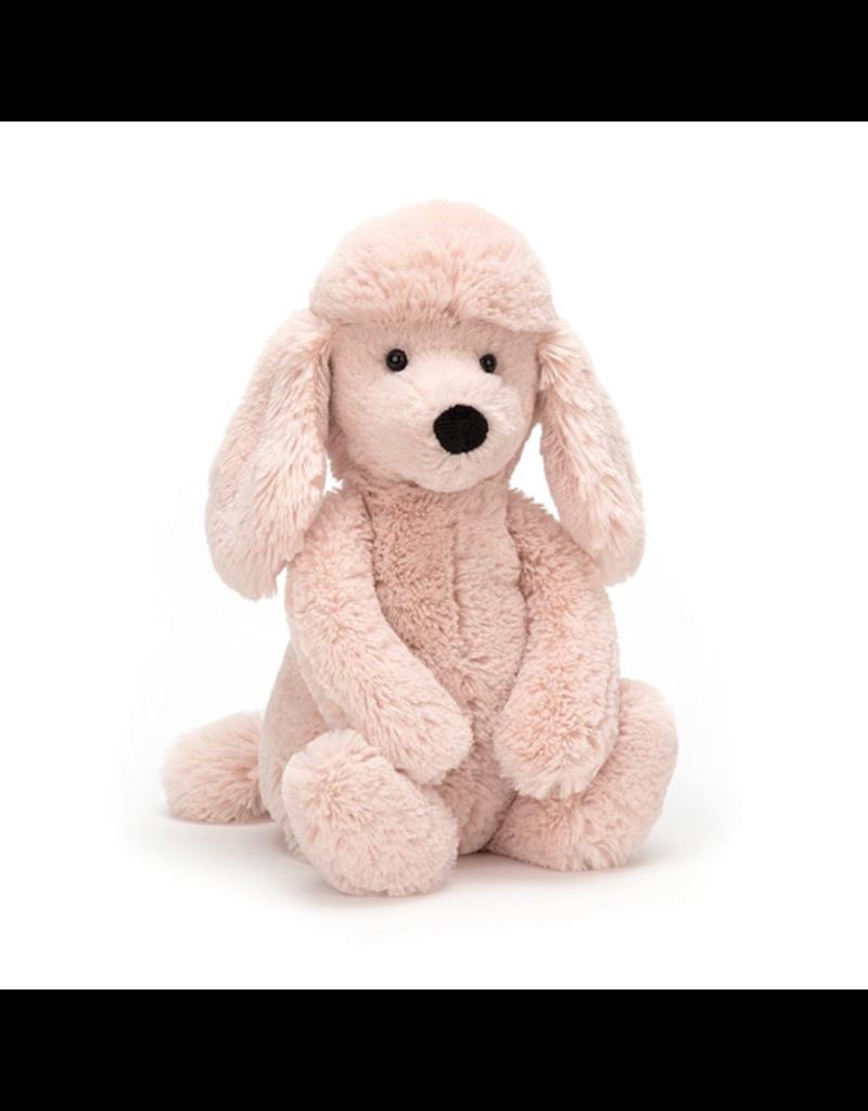 Jellycat Bashful Blush Poodle Small