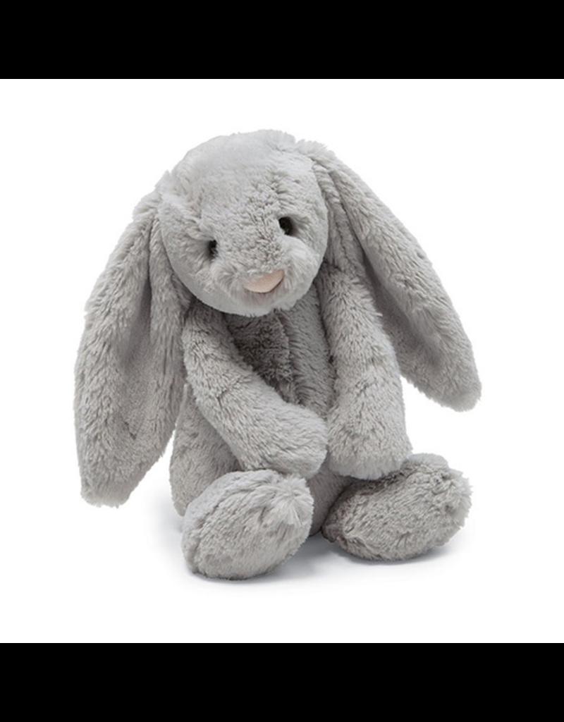 Jellycat Bashful Grey Bunny Small