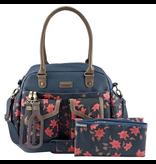 JJ Cole J.J. Cole Carry All - Navy Floral