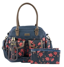 JJ Cole J.J. Cole Carry All - Navy Floral