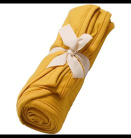 Kyte Baby Bamboo Swaddling Blanket, Mustard