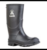 Kamik Black Stomp Rain Boots