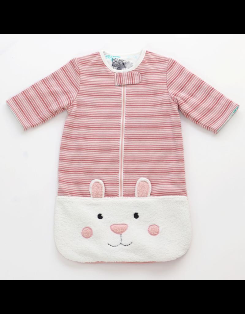 Kapital K Bear Bunting Bunny Bunting Bag, 0-6m