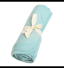 Kyte Baby Bamboo Swaddling Blanket, Seafoam