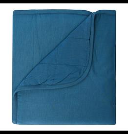 Kyte Baby Baby Blanket In Teal