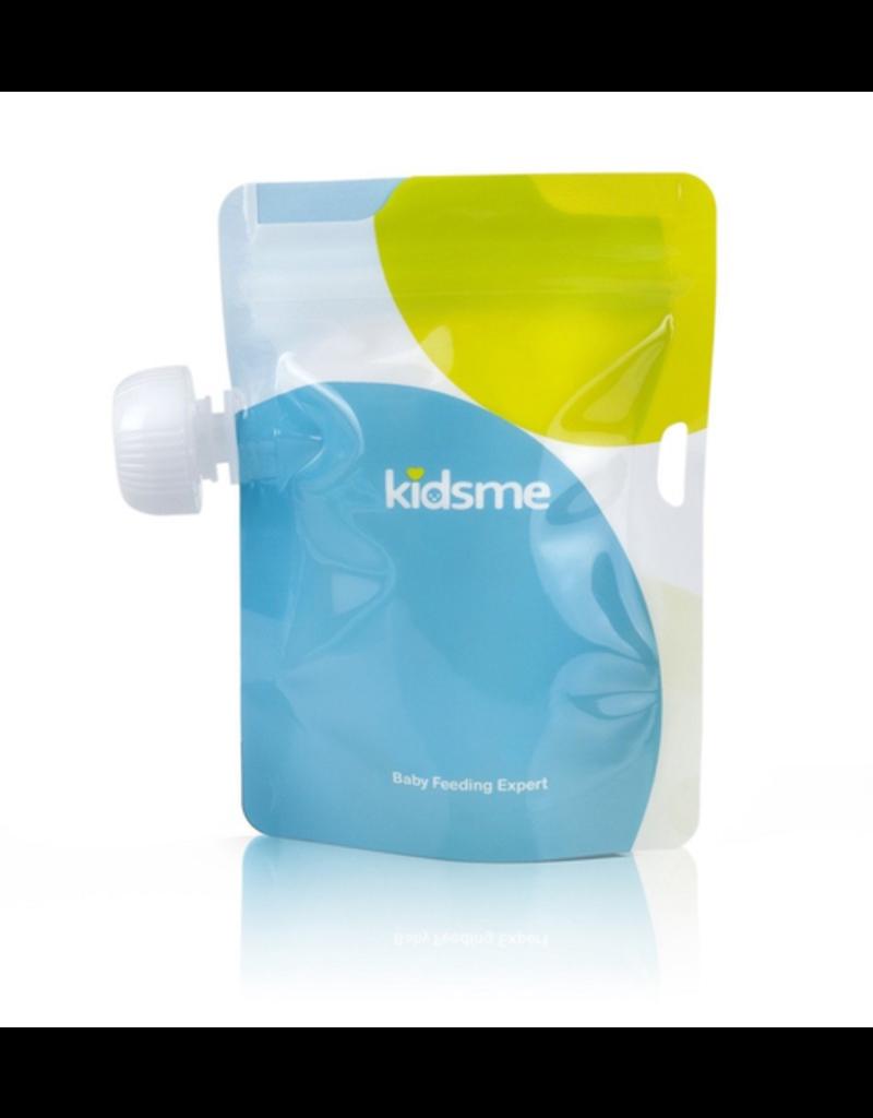 KidsMe Reusable Food Pouch 4pk