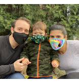 Kids Non-Surgical Mask & Carbon Filters 2y+