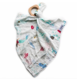 Loulou Lollipop Security Blanket
