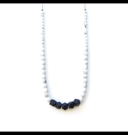 Loulou Lollipop Carrera Marble Necklace
