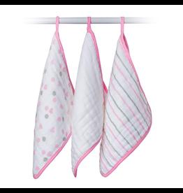 Lulujo Muslin Wash Cloths