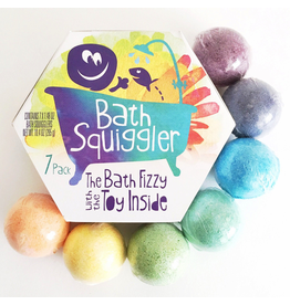 Bath Squiggler 7pk