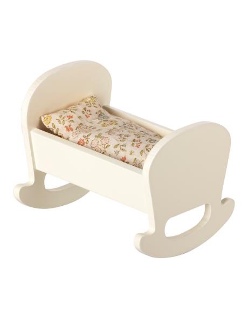 Maileg Mouse Baby Cradle