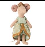 Maileg Mouse Wardrobe: Princess Dress, Mint