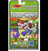 Melissa & Doug Water Wow Wacky Animals