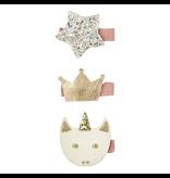 Mimi & Lula Magical Unicorns Clip 3pk