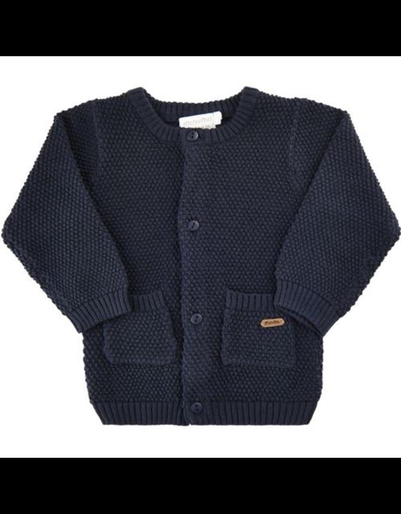 Minymo Knit Cardigan 9m