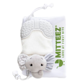 The Ultimate Baby Teething Mitten - Ella the Elephant
