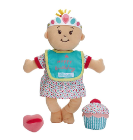 Manhattan Toys Wee Baby Stella Sweet Scents Birthday Set