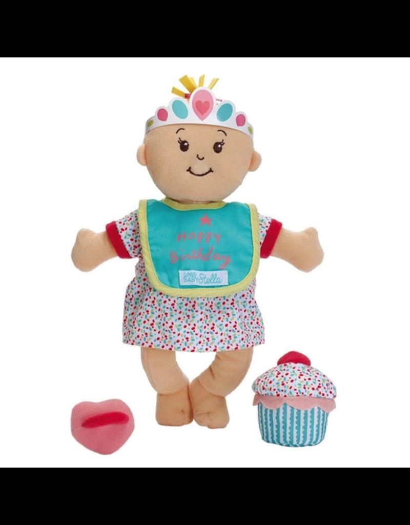 Manhattan Toys Wee Baby Stella Sweet Scents Birthday Set