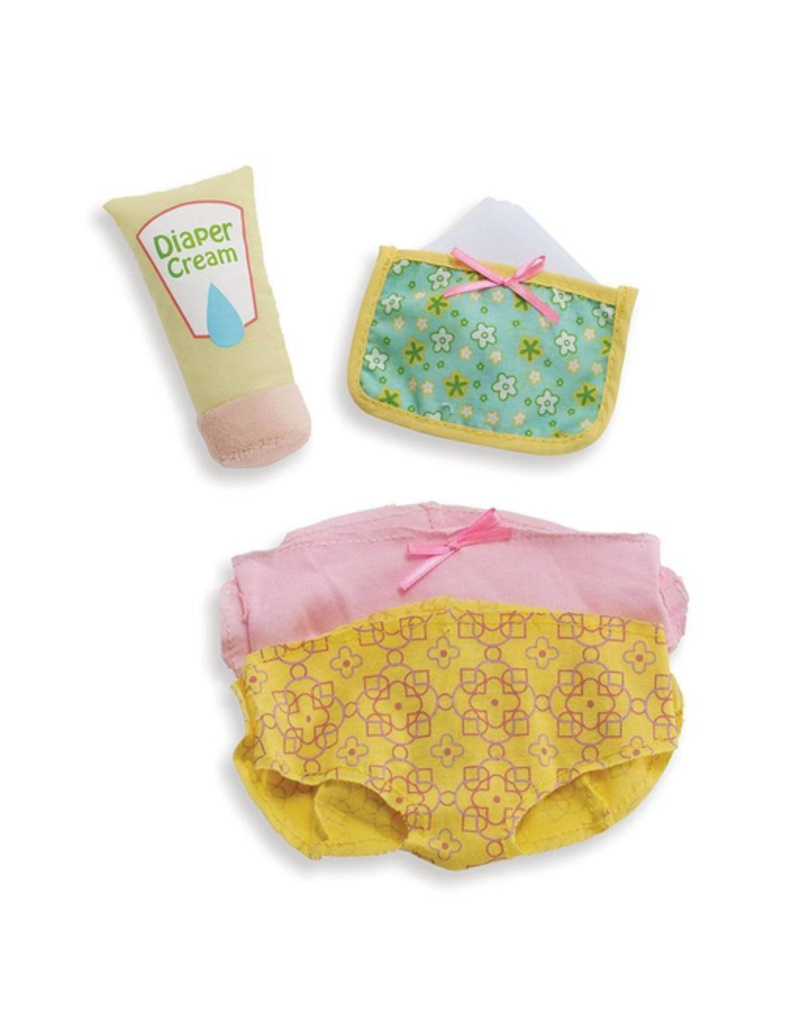 Manhattan Toys Baby Stella Diaper Changing Set