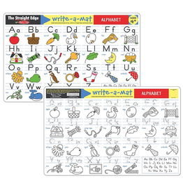 Melissa & Doug Learning Mat - Alphabet