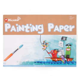 Painting Paper Pad, A3 Pad (25 pages)