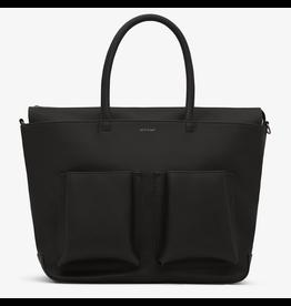 Raylan Diaper Bag Medium - Black