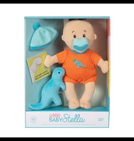 Manhattan Toys Wee Baby Tiny Dino Set Peach