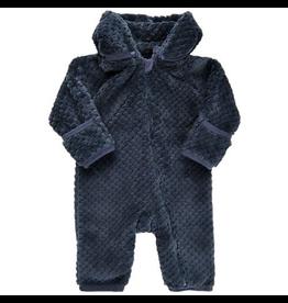 Minymo Fleece Zipper Suit