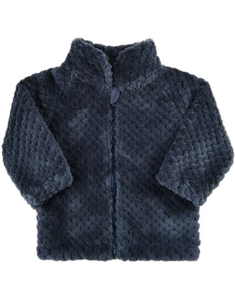 Minymo Fleece Zipper Jacket