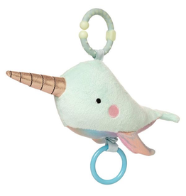 Manhattan Toys Under the Sea Narwhal Activity Toy