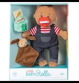 Manhattan Toys Wee Baby Stella Farmer Set