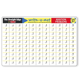 Melissa & Doug Addition Placemats
