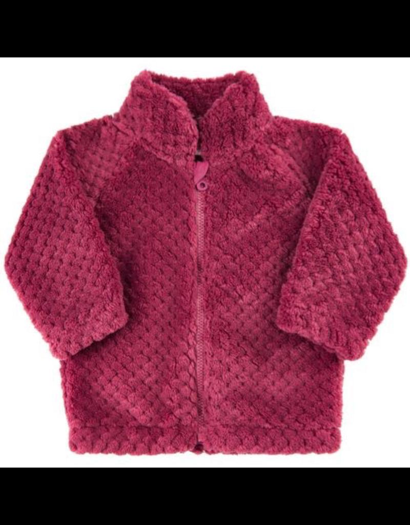 Minymo Fleece Zipper Jacket