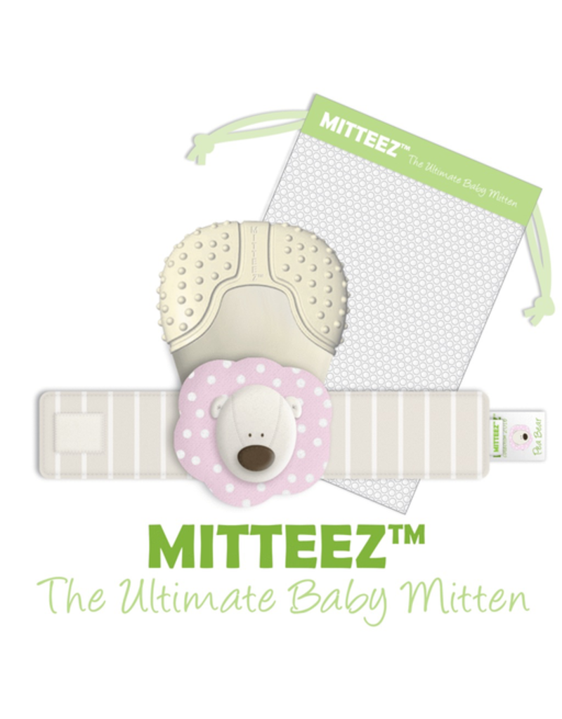 The Ultimate Baby Teething Mitten